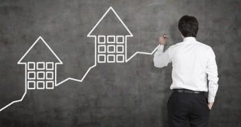 Stijgende woningmarkt