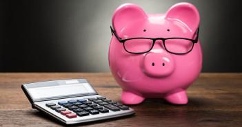 Sparen financiele planning