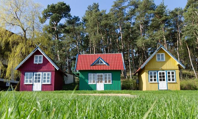 Anders wonen anders financieren infinance for Kleine huizen inrichten