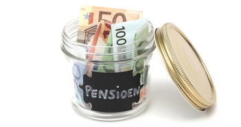 pensioen-geld-bankbiljetten-euro
