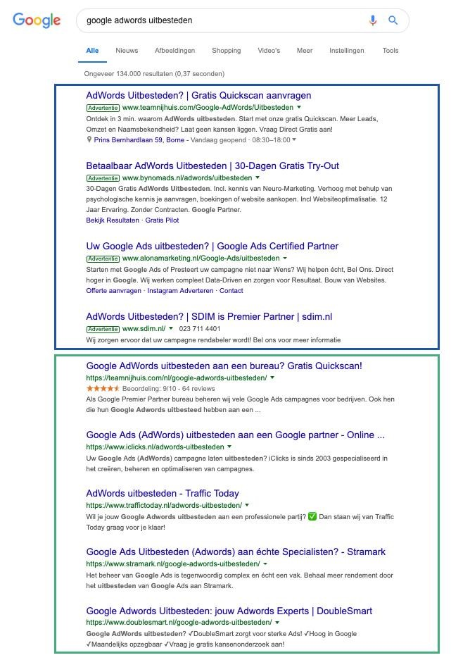 In 5 stappen een business case voor zoekmachine marketing